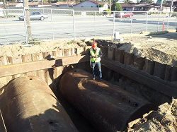 UST Removal In Monterey, CA