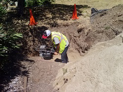 UST Pit Backfill and Compaction