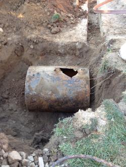 Heating Oil Underground Storage Tank (UST) Removal,