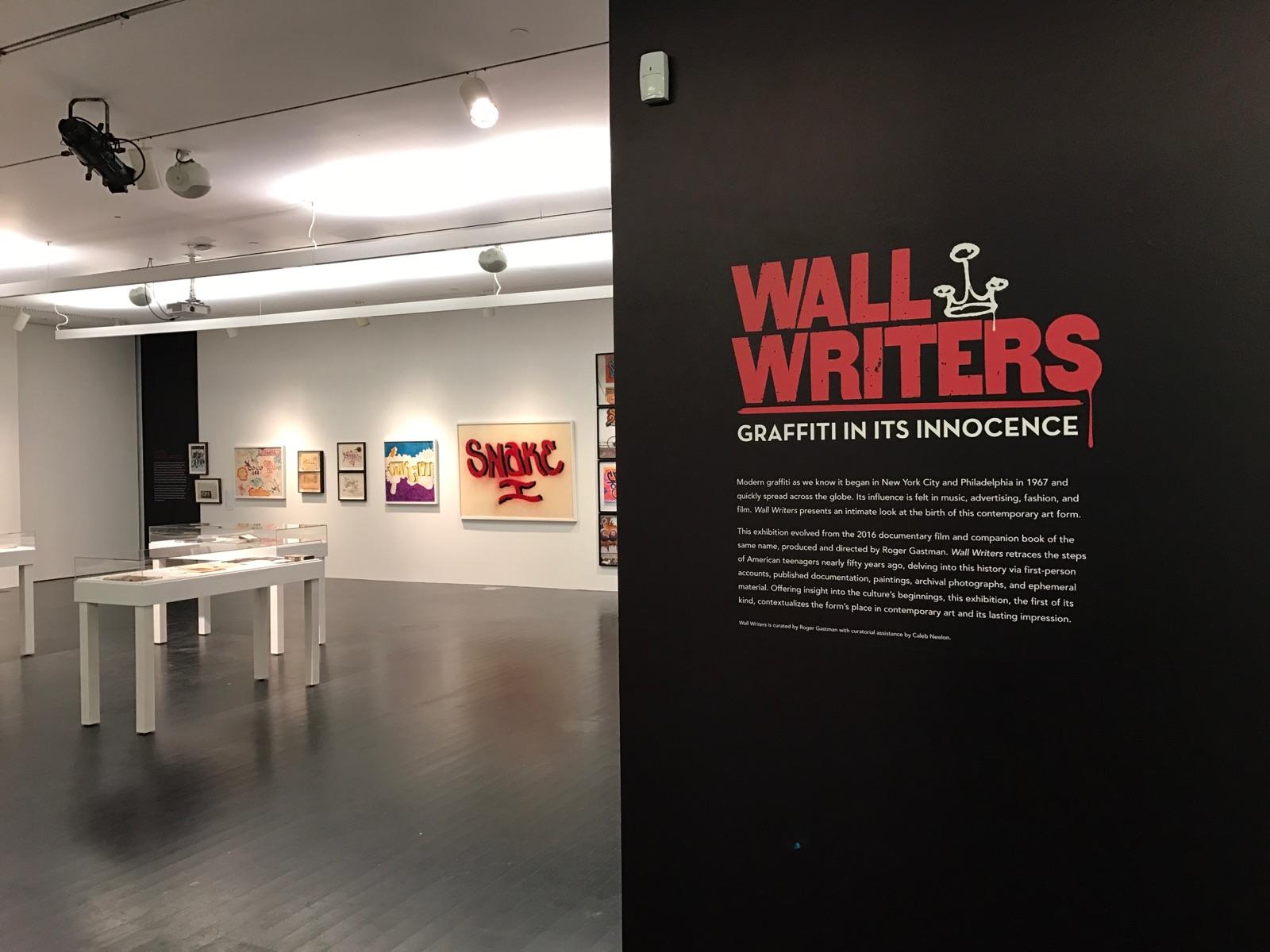 Wall Writers, MCA Denver