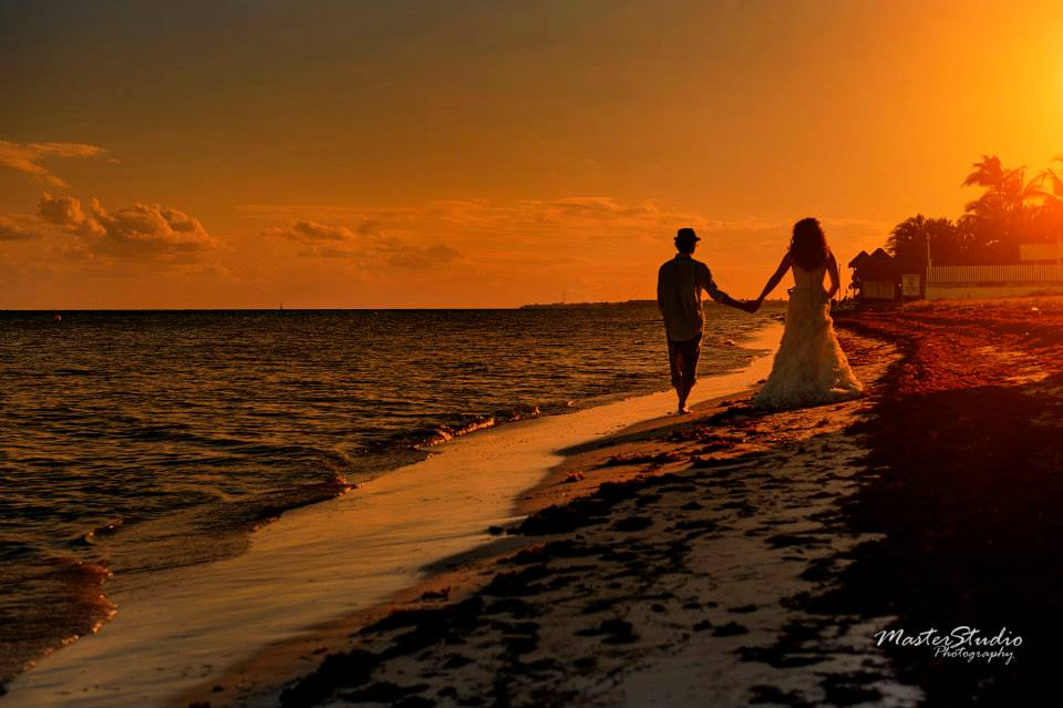 Destination Wedding In Cancun