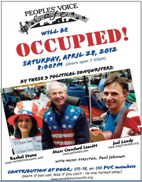 Rachel Stone, Marc C. Leavitt, Joel Landy