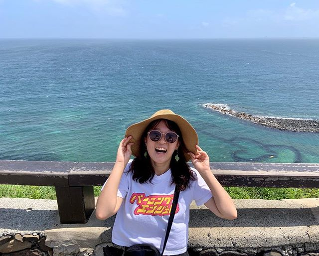 "Where in the World is MISC? Eva Li, a member of the Activity Team, has spent her summer back home in Taiwan. Here she is in Penghu, a small  island belonging to Taiwan! ""There are still lots of beautiful places in Taiwan where I've never been before,"" said Li. ""I hope I can travel to each of them in the breaks and explore more of the beauty of my hometown!"" #WhereintheWorldisMISC 🌎"
