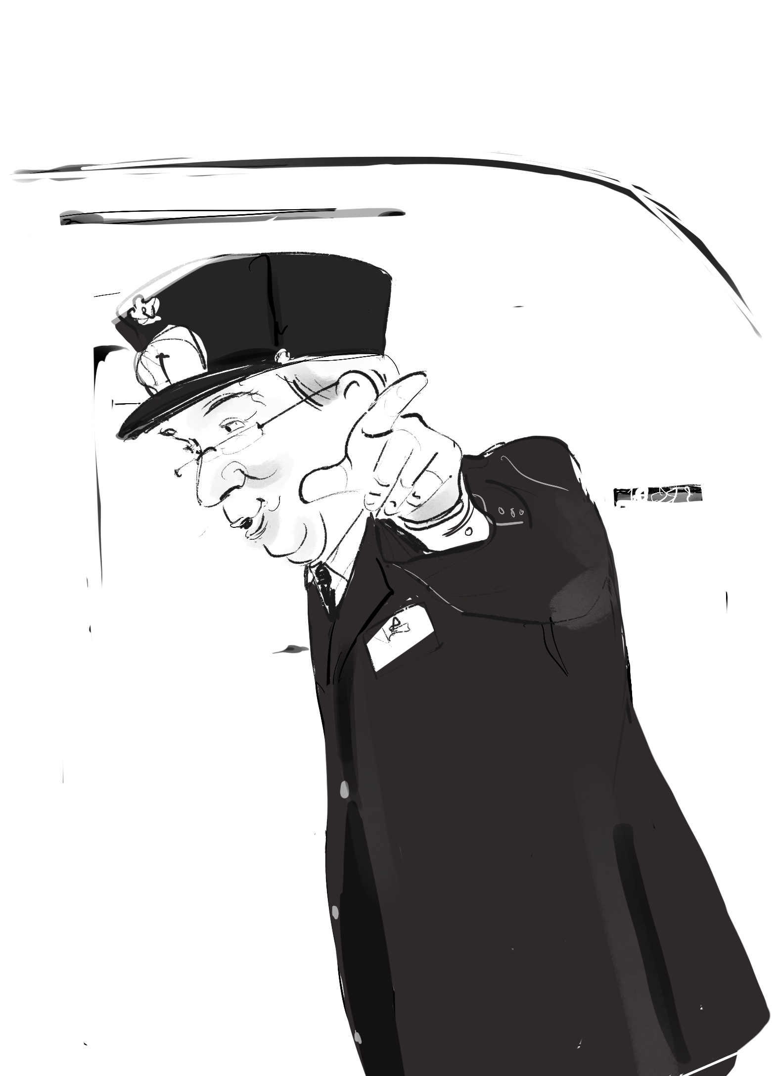 Conductor Joe