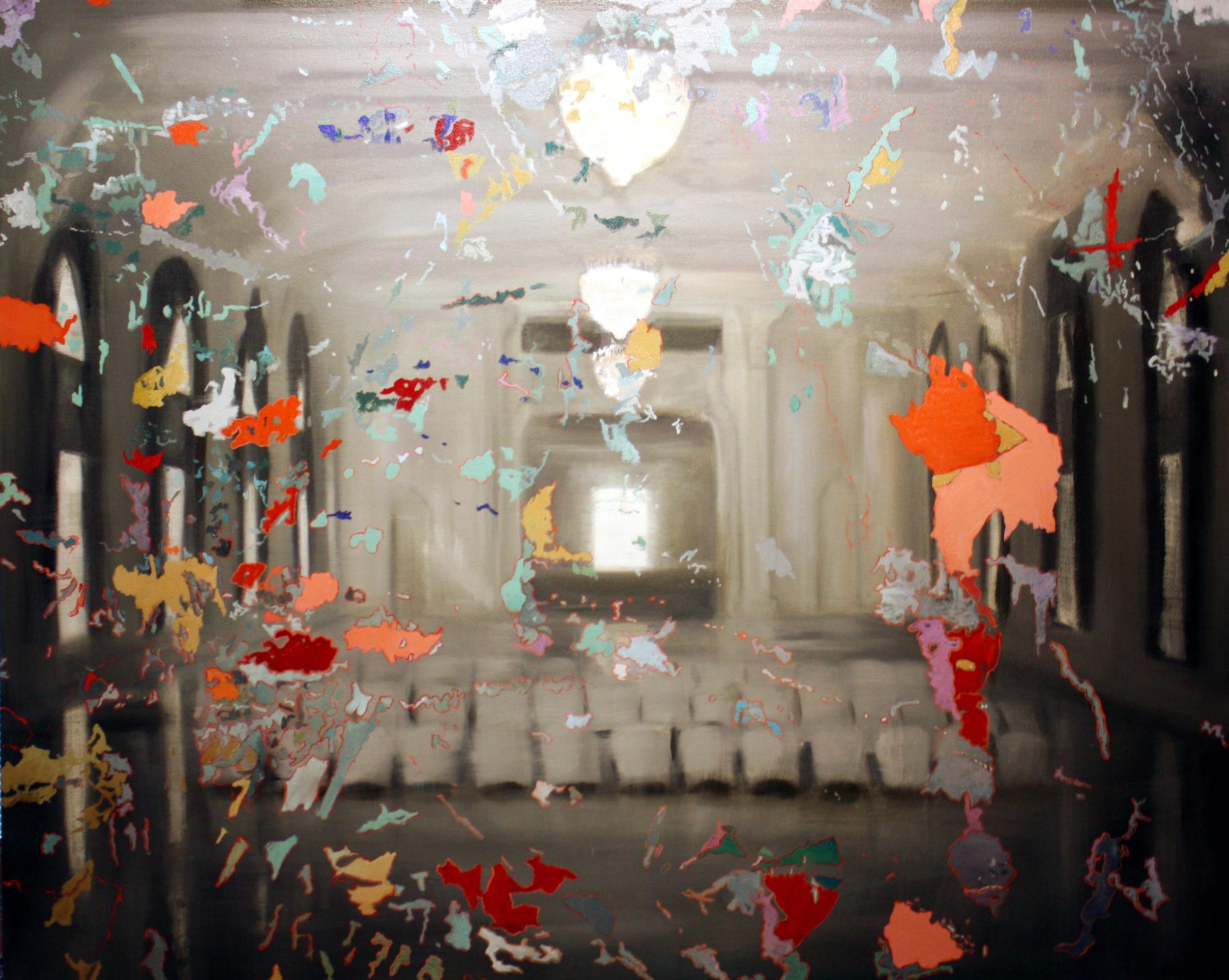four lights toward a stream of acceptance painting.jpg