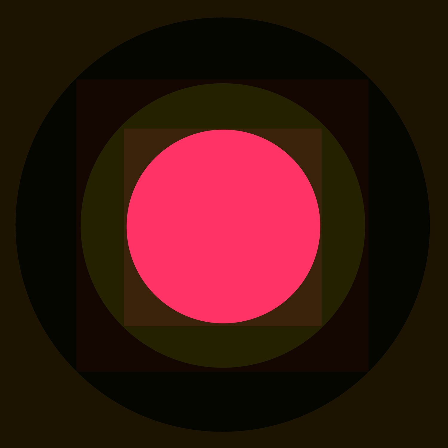 I Dreamed of James Turrell Living Happily in a Hole 24