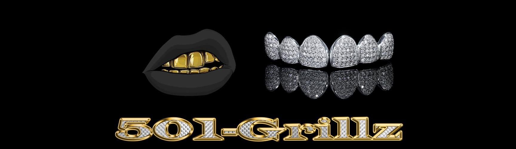 501 Grillz Gold Diamond Prospectors