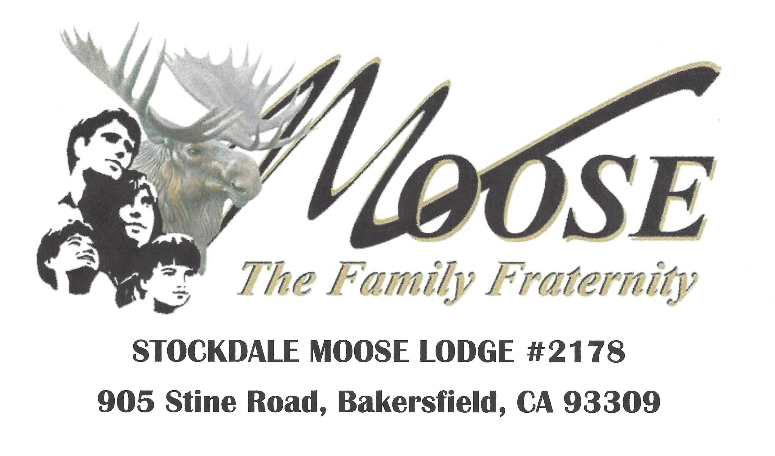 Thank your Stockdale Moose Lodge in supporting local Kern County Veterans!