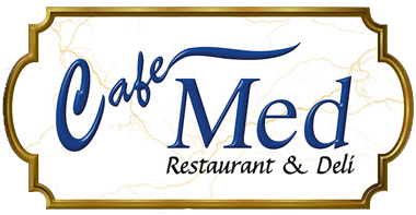 Cafe Med  helps cater our annual Tri-tip fundraiser and also caters our Annual Salute to Our Local Heroes.