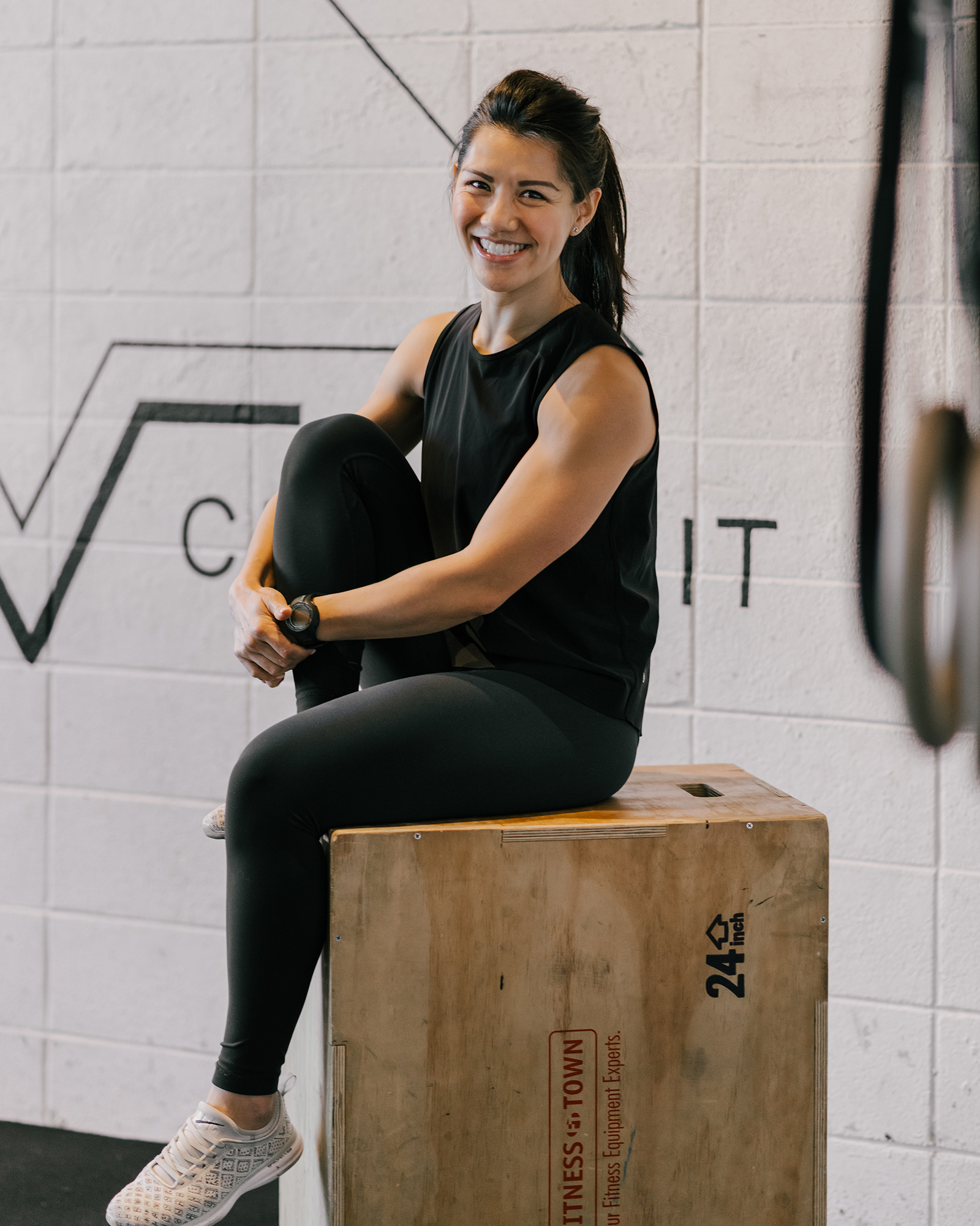 Anne - Coach • Personal Trainer • Owner