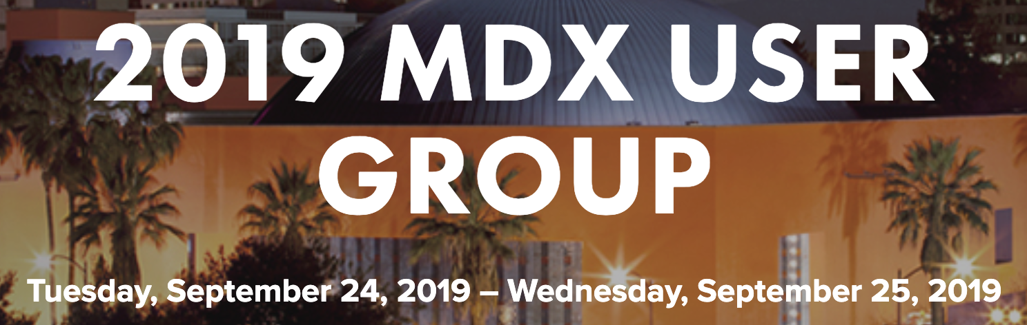 "The 2019 METHODICS USER GROUP MEETING will be held in September. Please ""save the date"" and click on the image above for more details!"