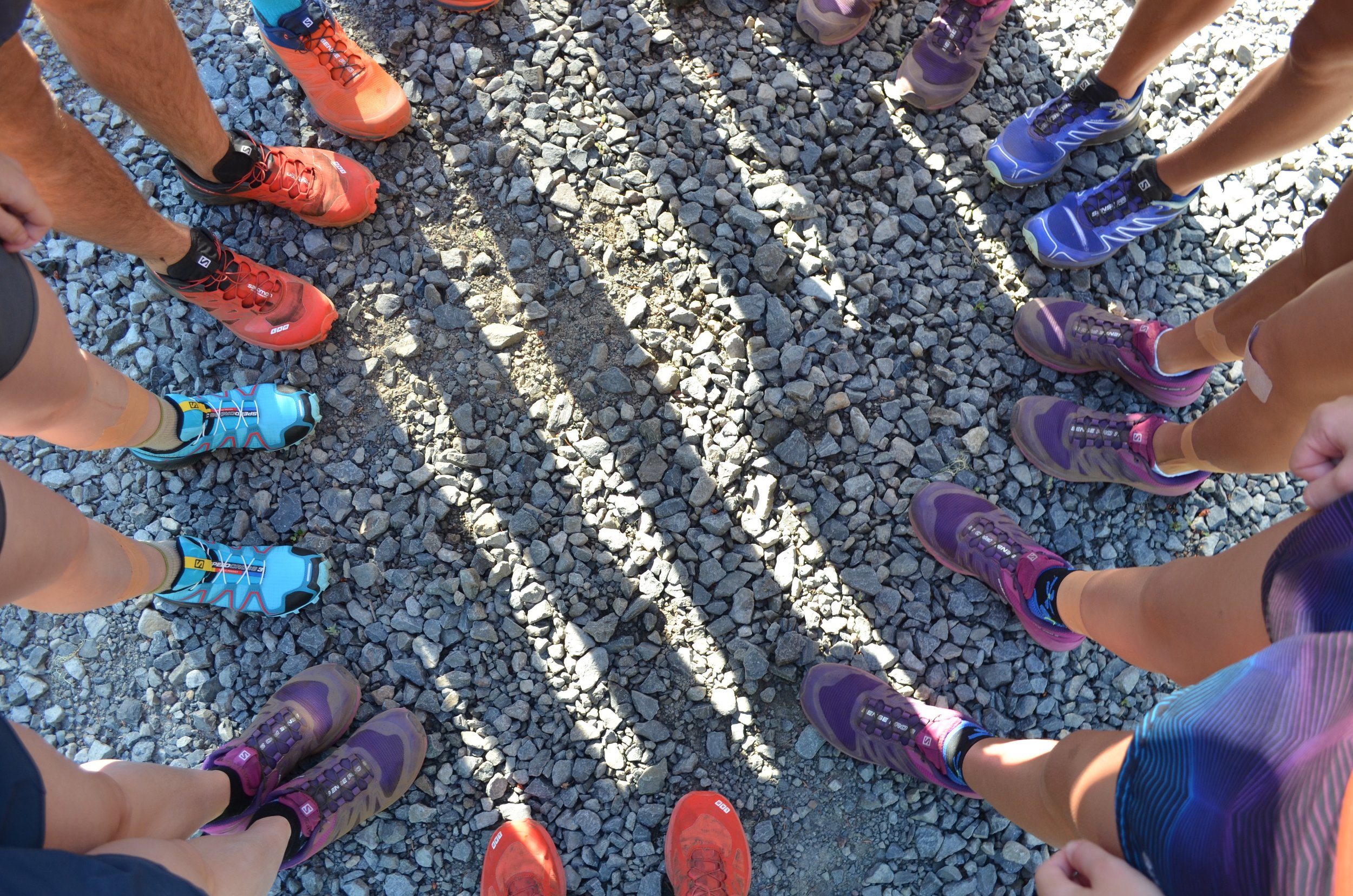2016 day 1 - intro run