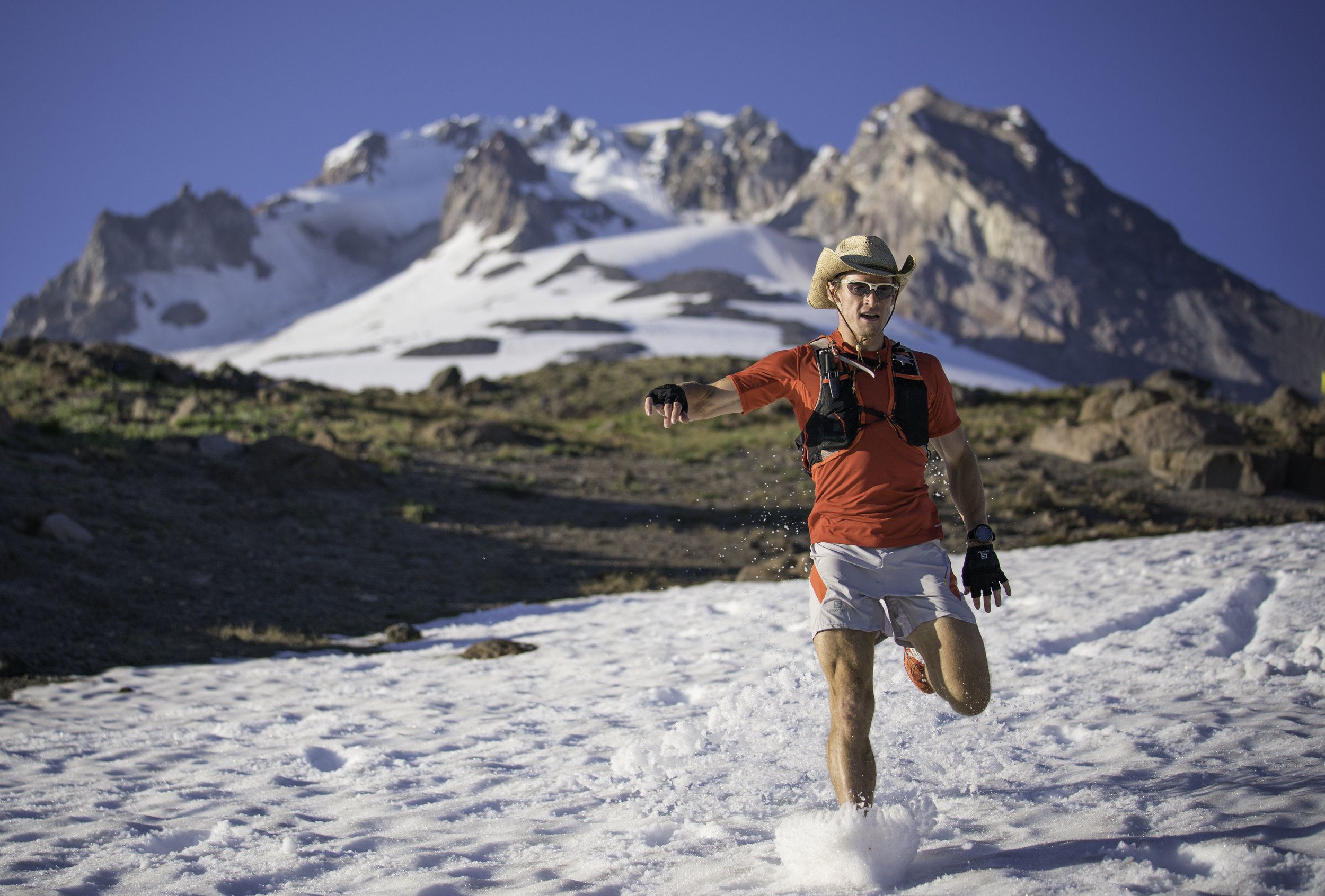 Max King, Co-director - Max has done a little bit of everything. From the roads and the track to trails and mountains he enjoys the sport of running and want to pass on what he's learned over the years. He's excited to share his experiences and knowledge in a small camp setting and instill a passion for adventure.He lives in Bend, OR with his wife and two adventurous kids. He has multiple world championship titles and has run on trails all over the world with some of his favorite trails right here in Oregon.