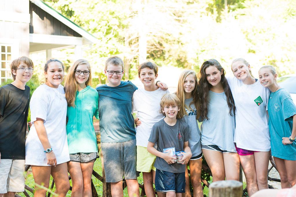 Camps near Asheville NC