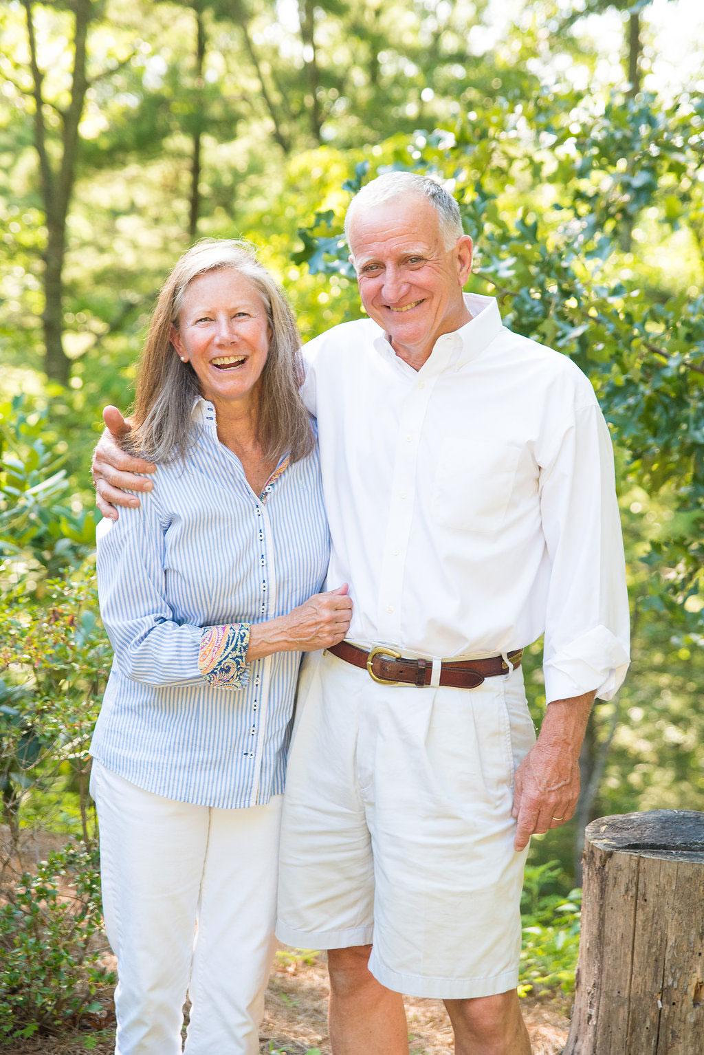 Jim Bob and Nancy Wilson