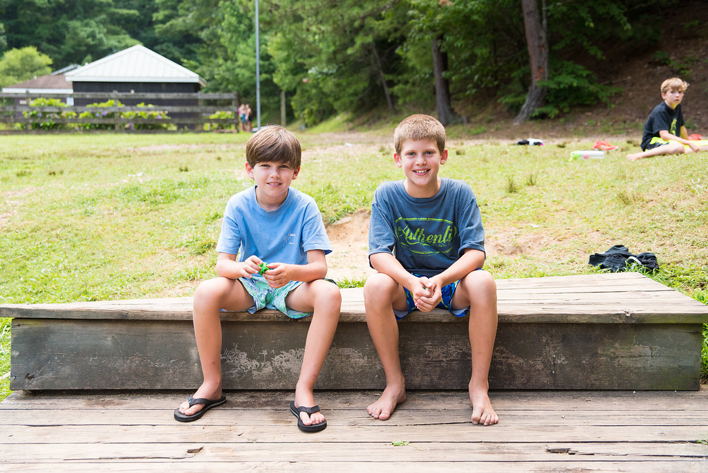 Camp for Boys in NC
