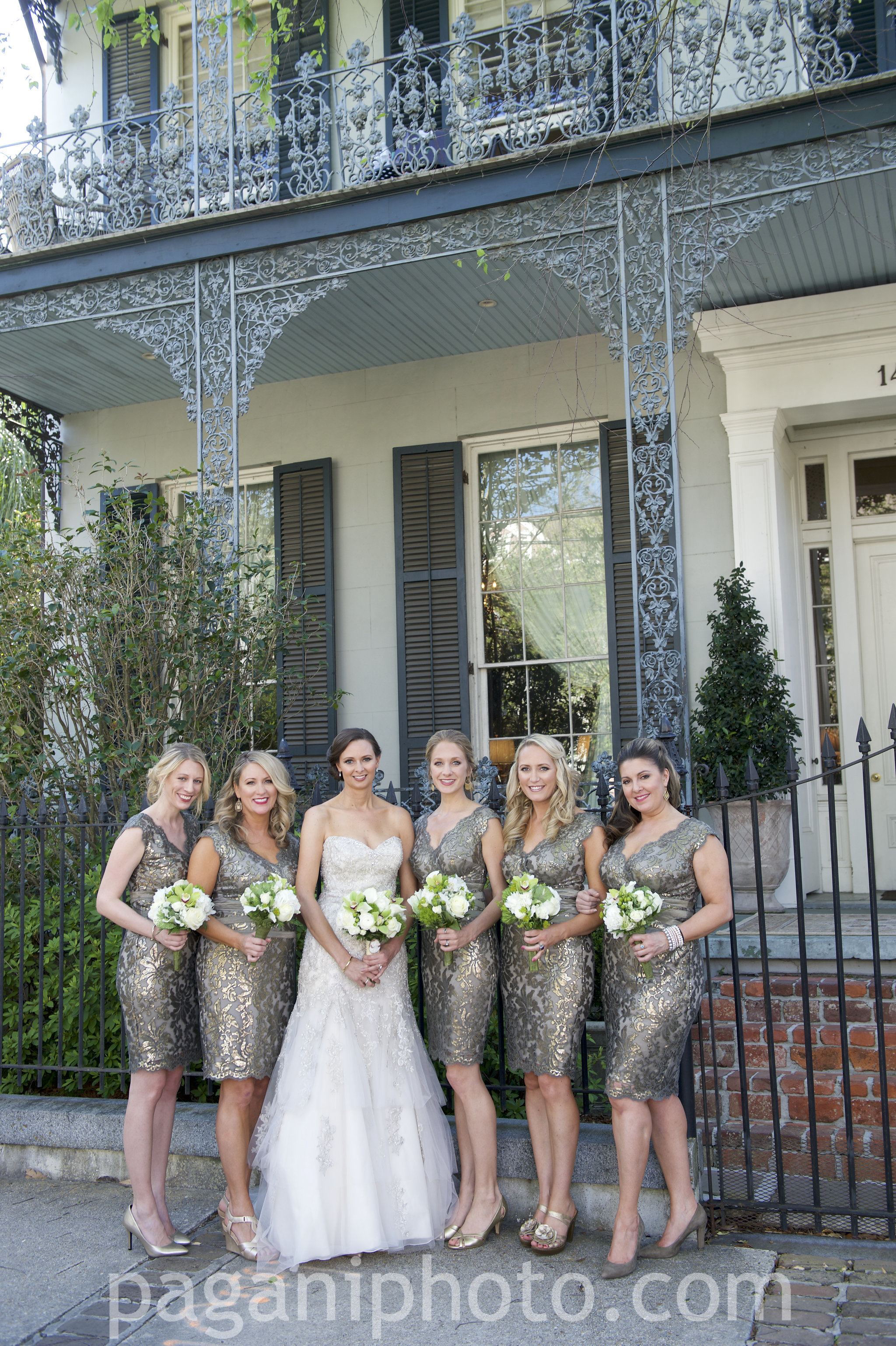 Weddings Terrell House Bed And Breakfast