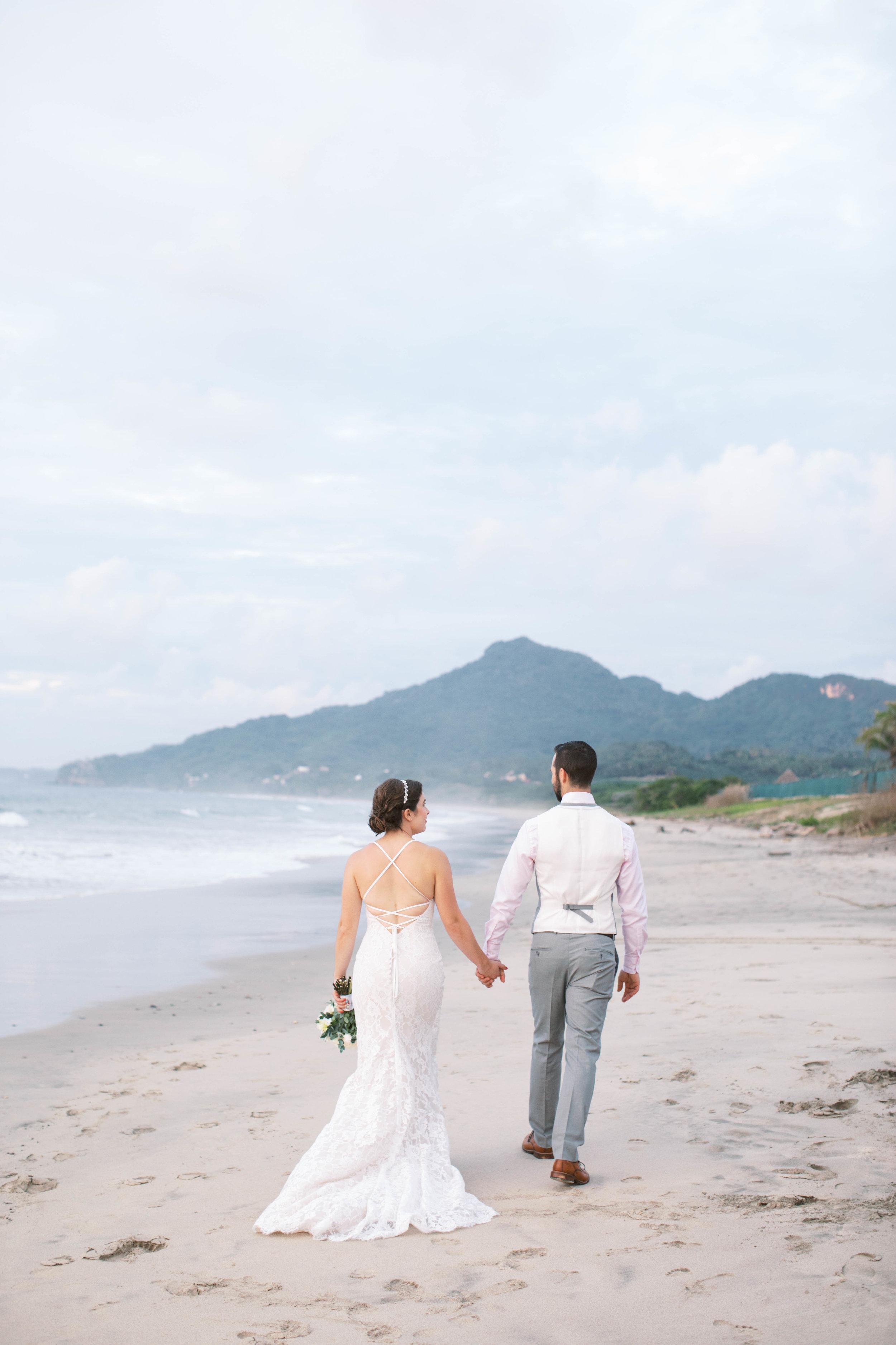 Sayulita Wedding Photographer Teitiare Estate