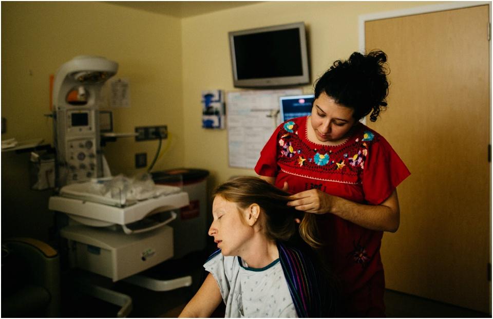lluminate Classes Birth Unveiled © Rebecca Coursey