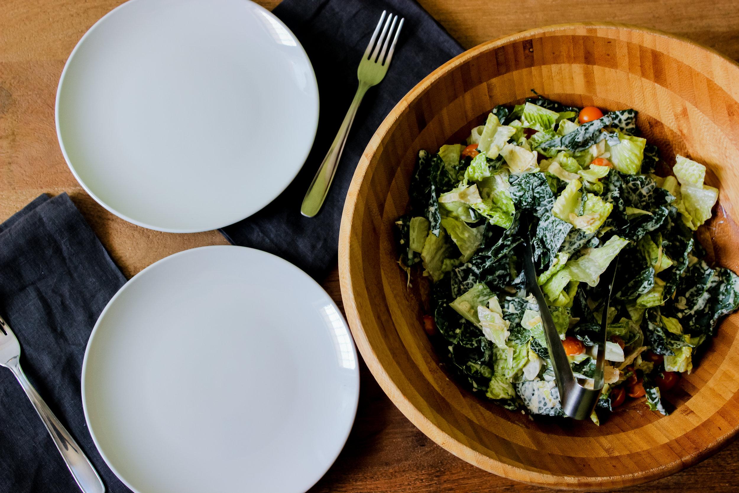 Kale Salad RD