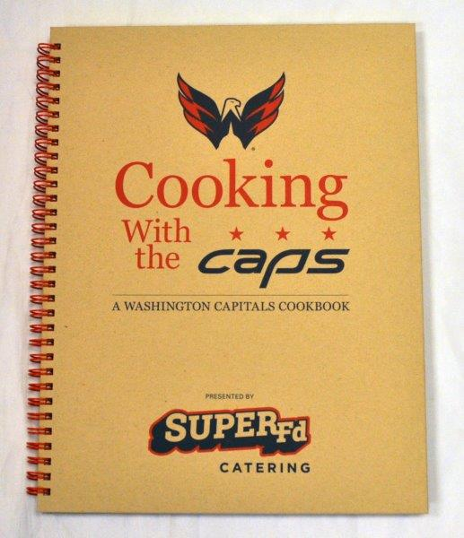 Cooking With the Caps Front Cover.jpg