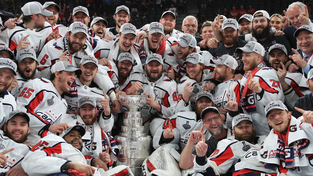 Stanley Cup Champions!