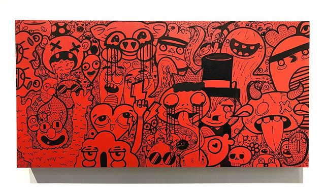 2x4' #doodle #illustration from our student show #emotion