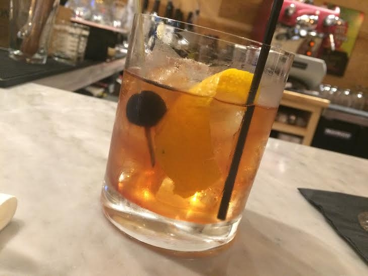 Old Fashioned Gia Mia