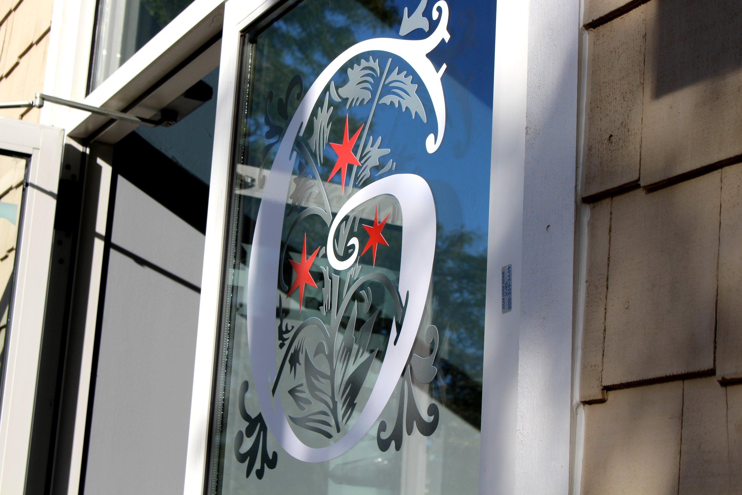 The Grandstander Front Door