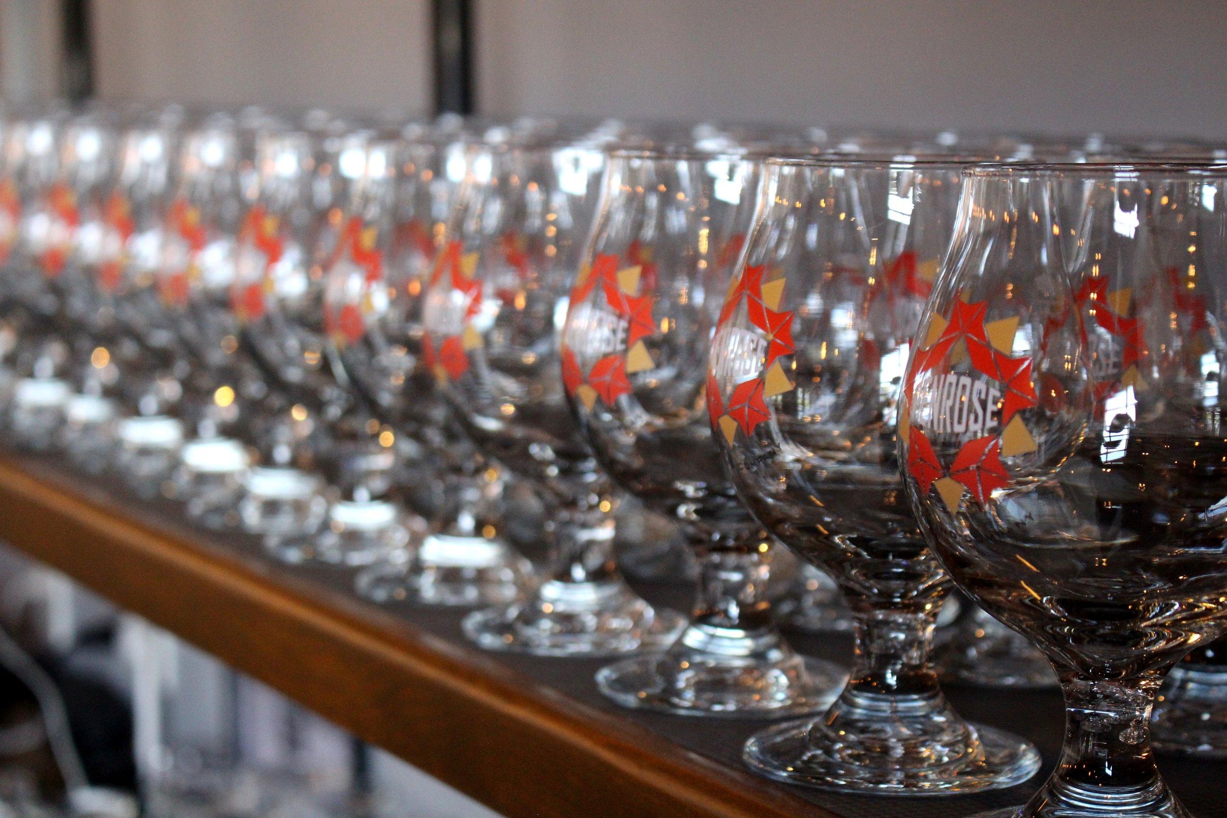Penrose Beer Glasses