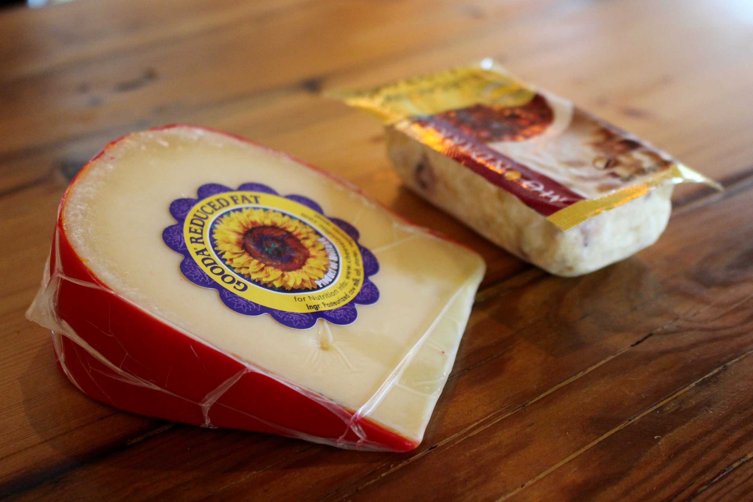 Galena Cellars Cheese