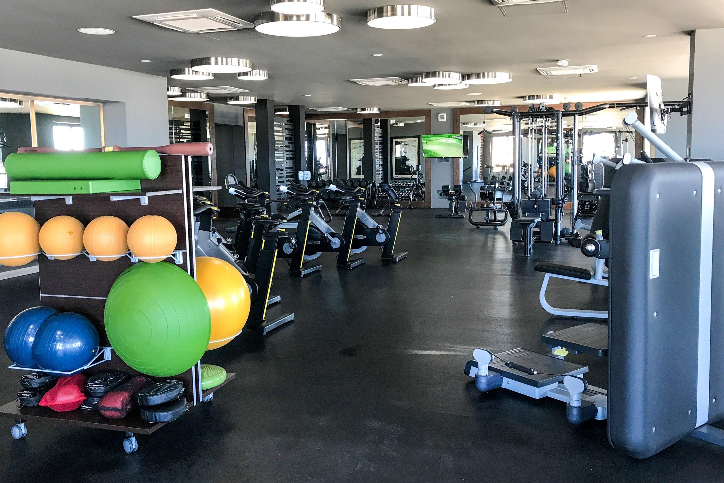 Pueblo Bonito Pacifica Gym