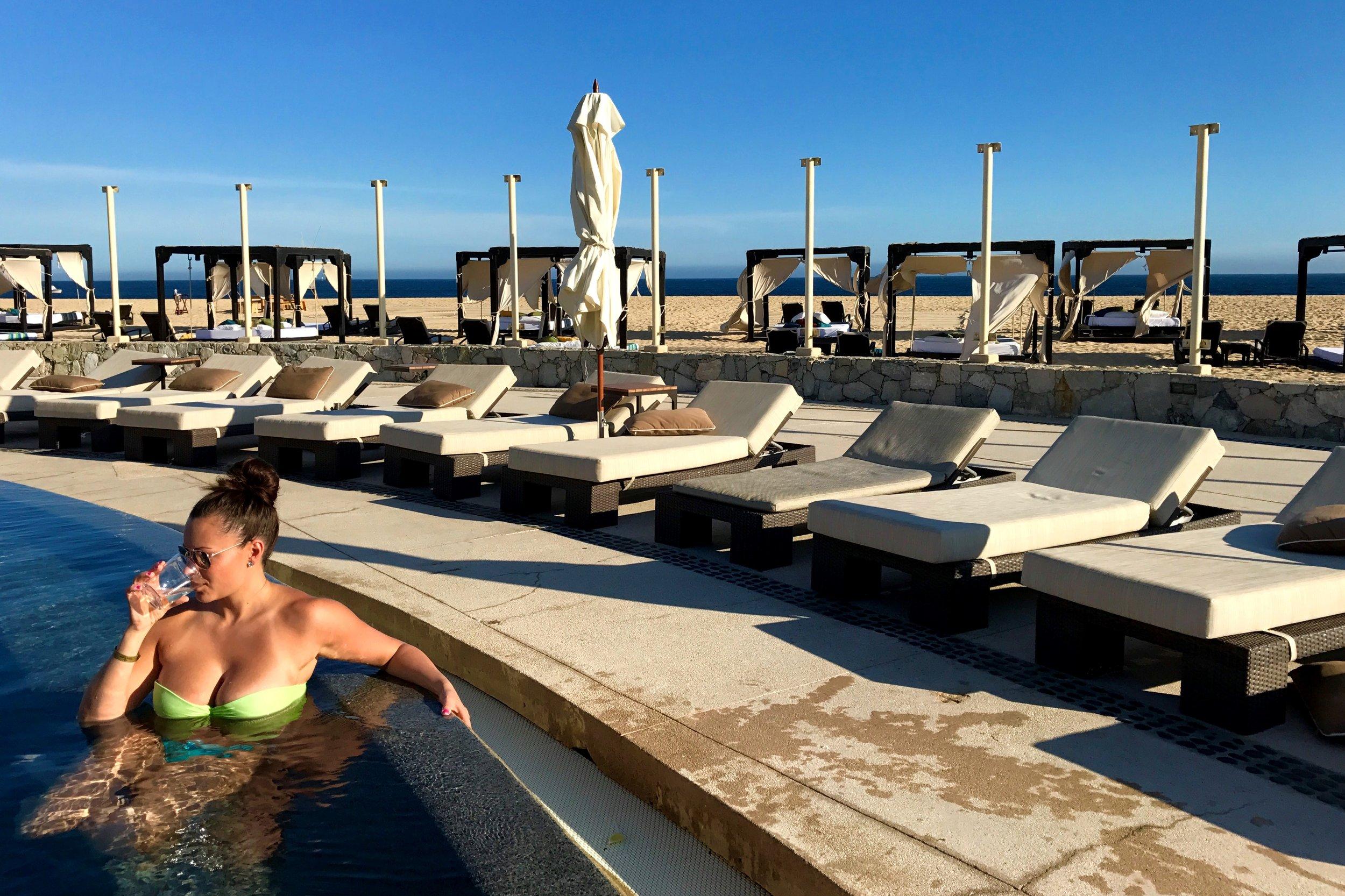 Pueblo Bonito Pacifica Pool