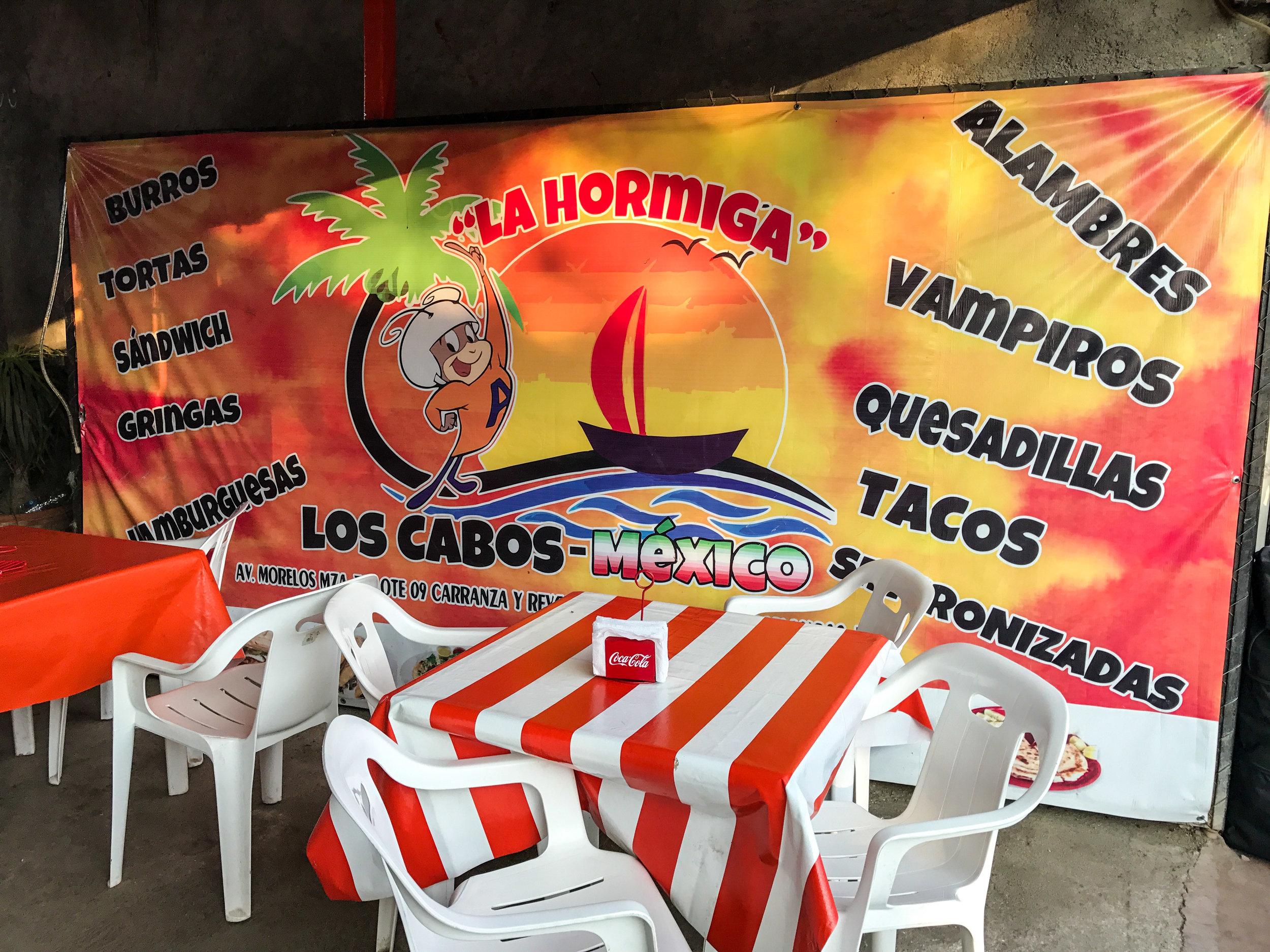 Juan More Taco Food Tour