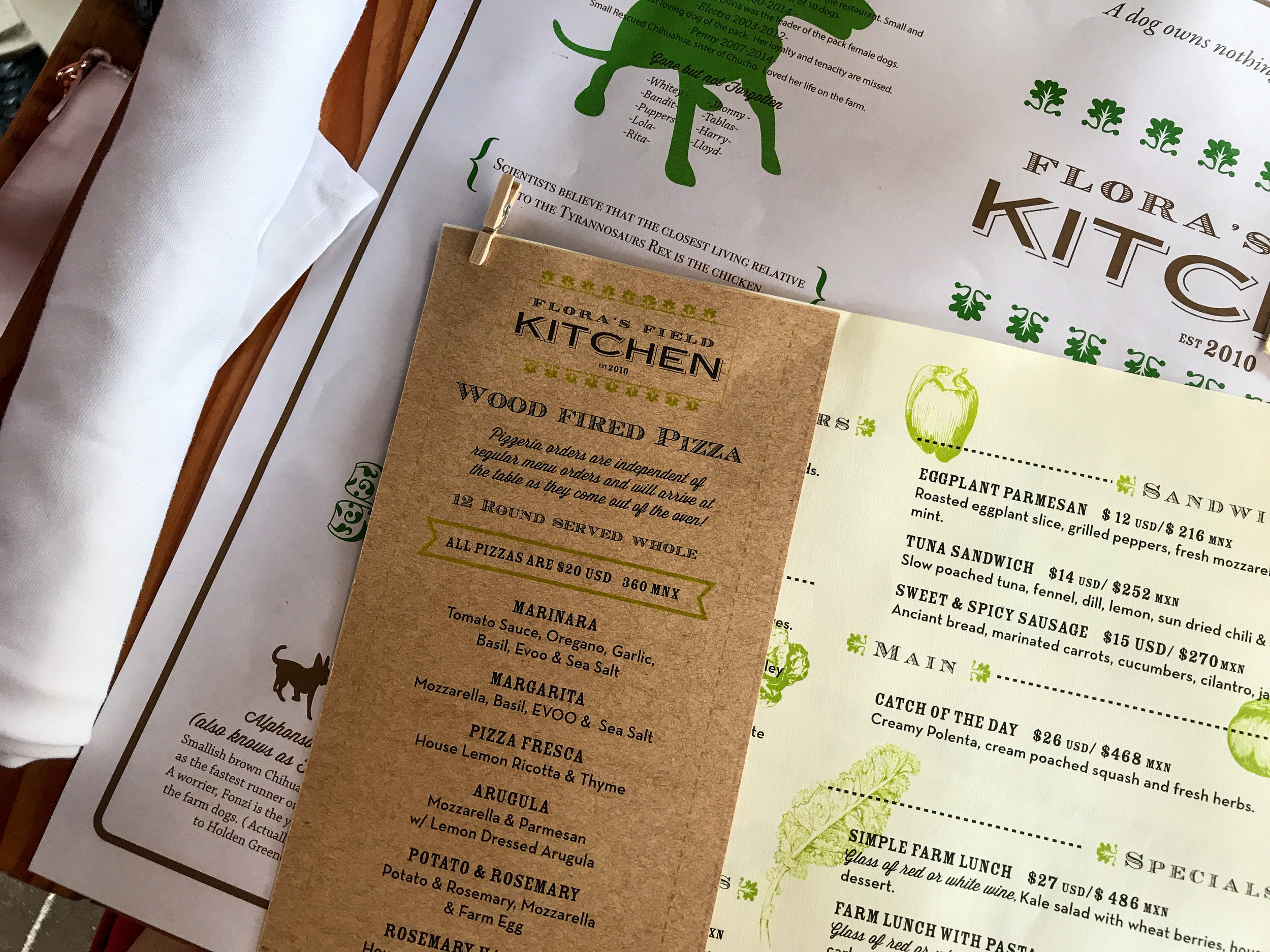 Flora Farms Kitchen