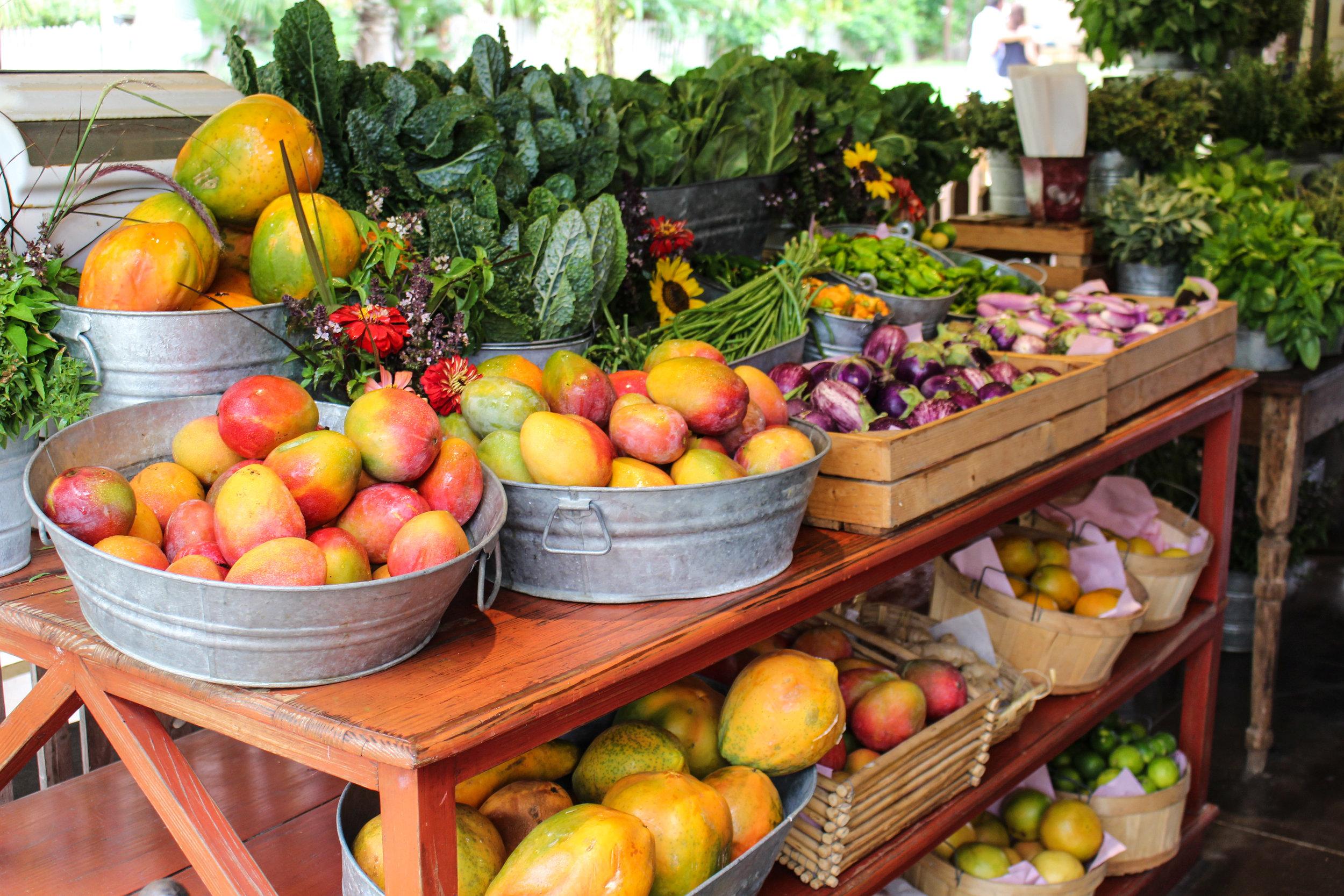 Flora Farms Produce
