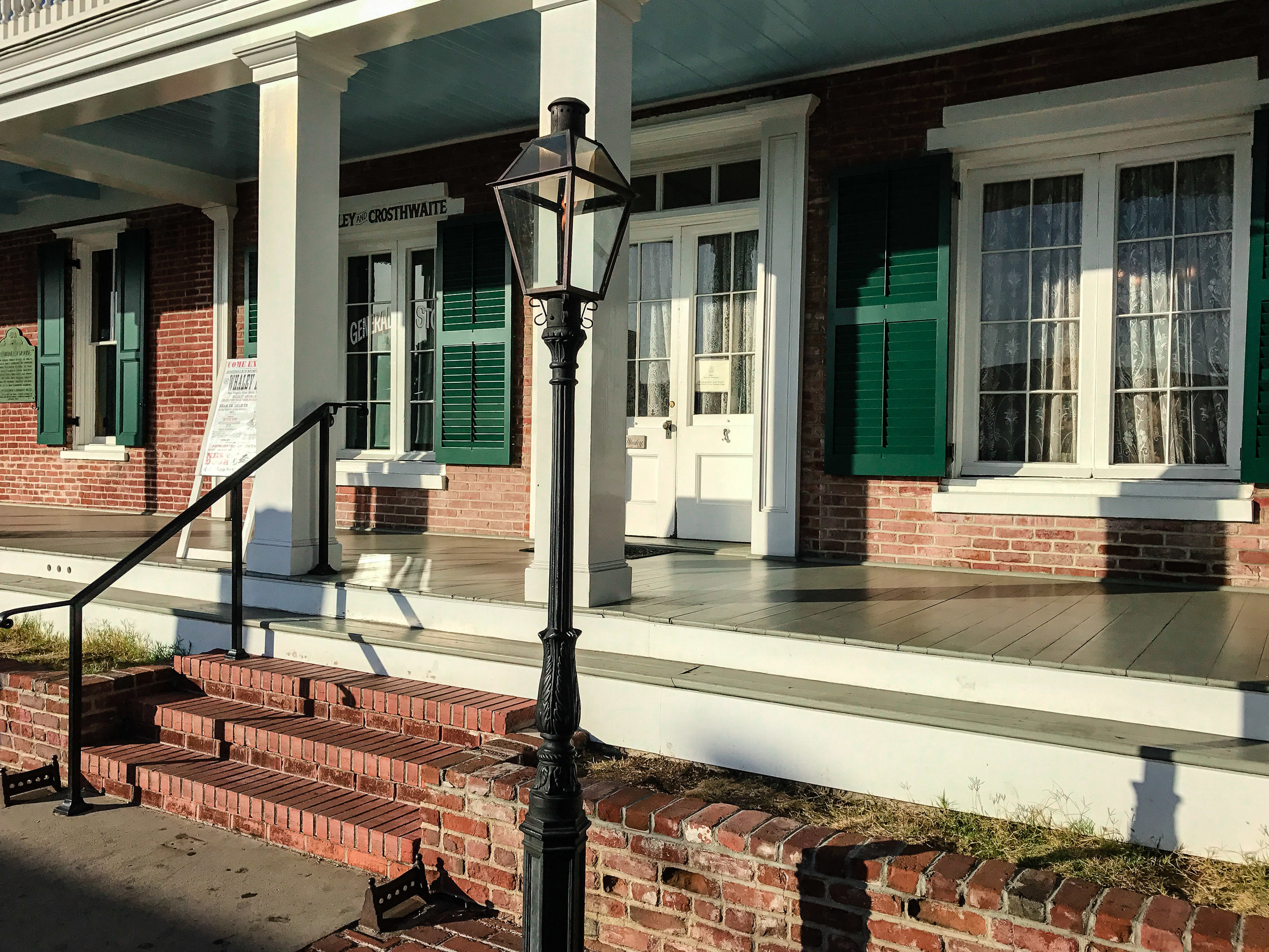 The Whaley House Old Town San Diego