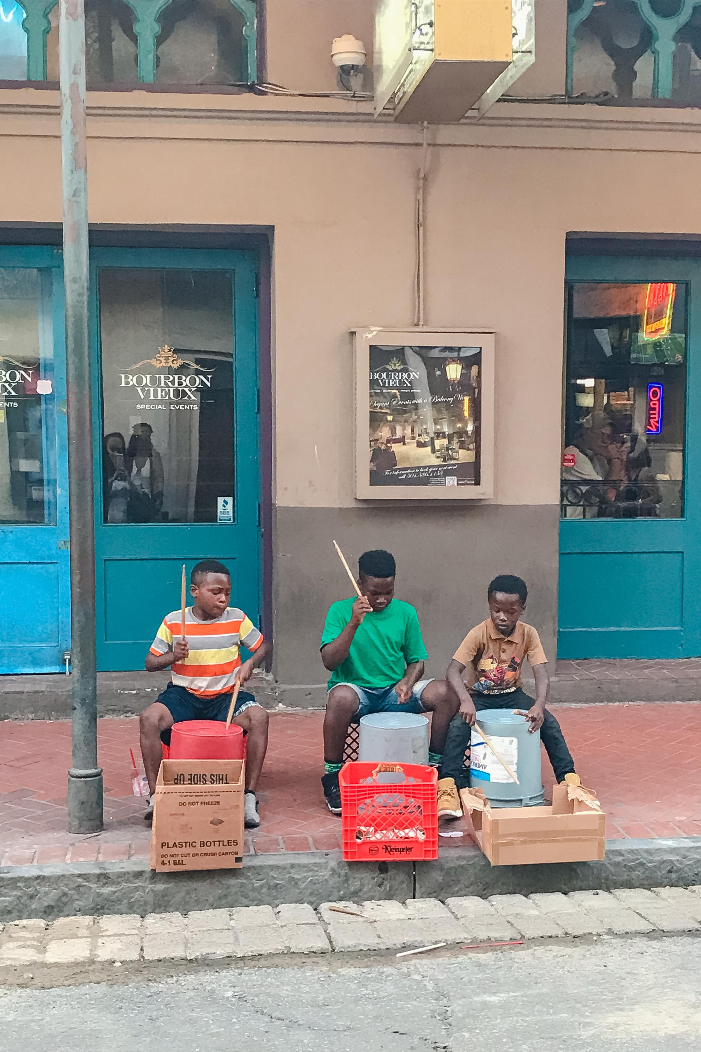 LSS New Orleans Bourbon Street Kids