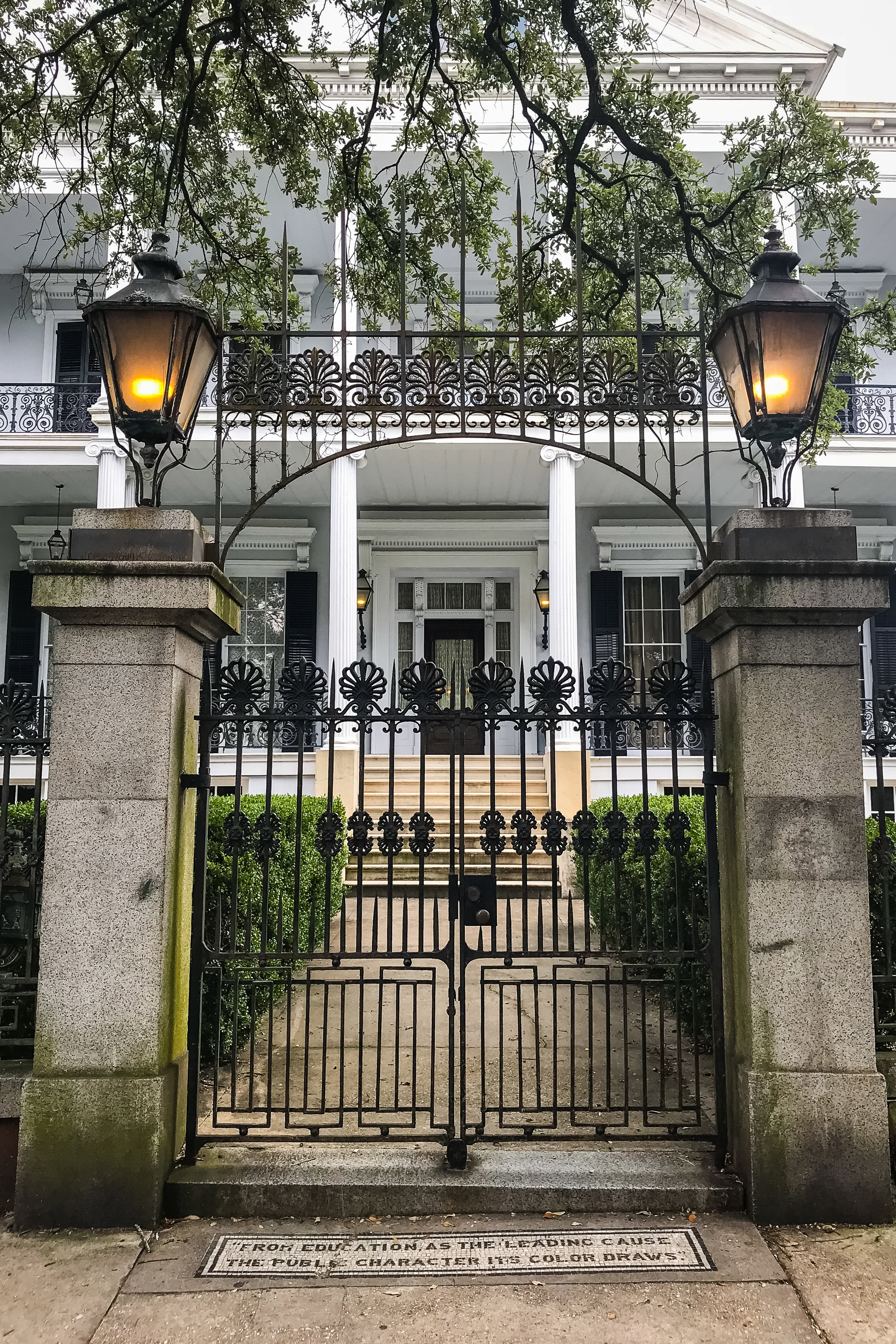 LSS New Orleans Garden District