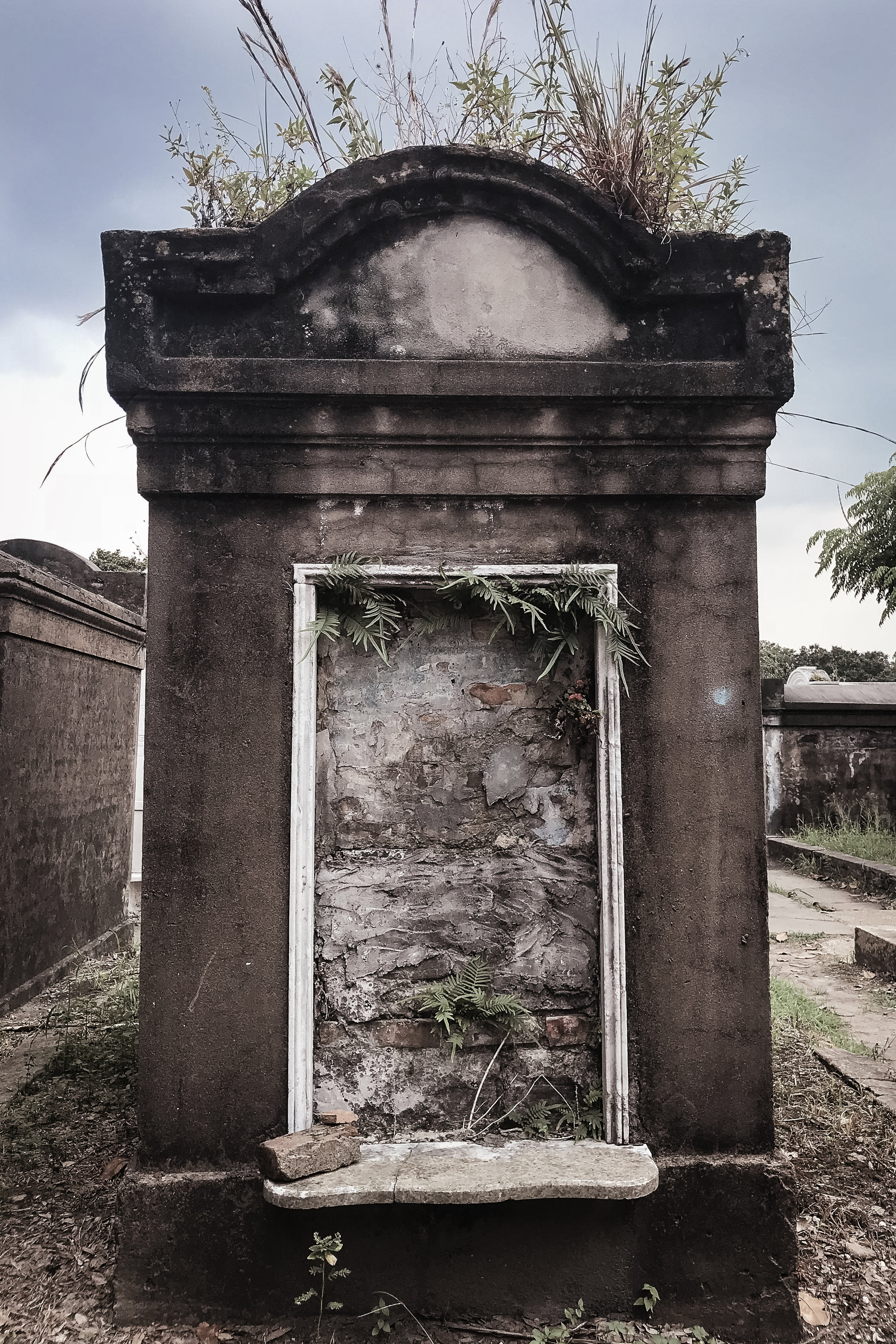 LSS New Orleans Lafayette Cemetery No 1