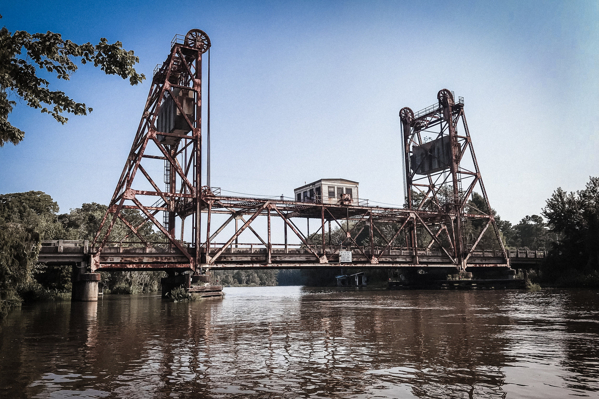 LSS Swamp Tour Bridge