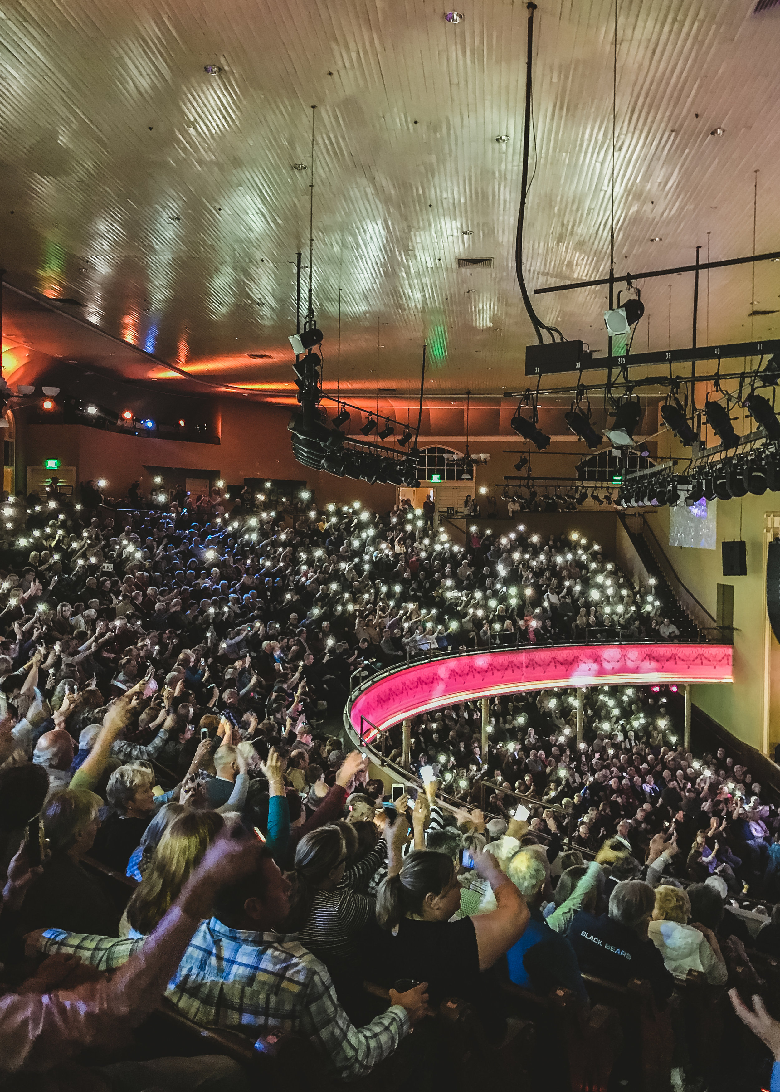 LSS Grand Ole Opry Ryman Nashville