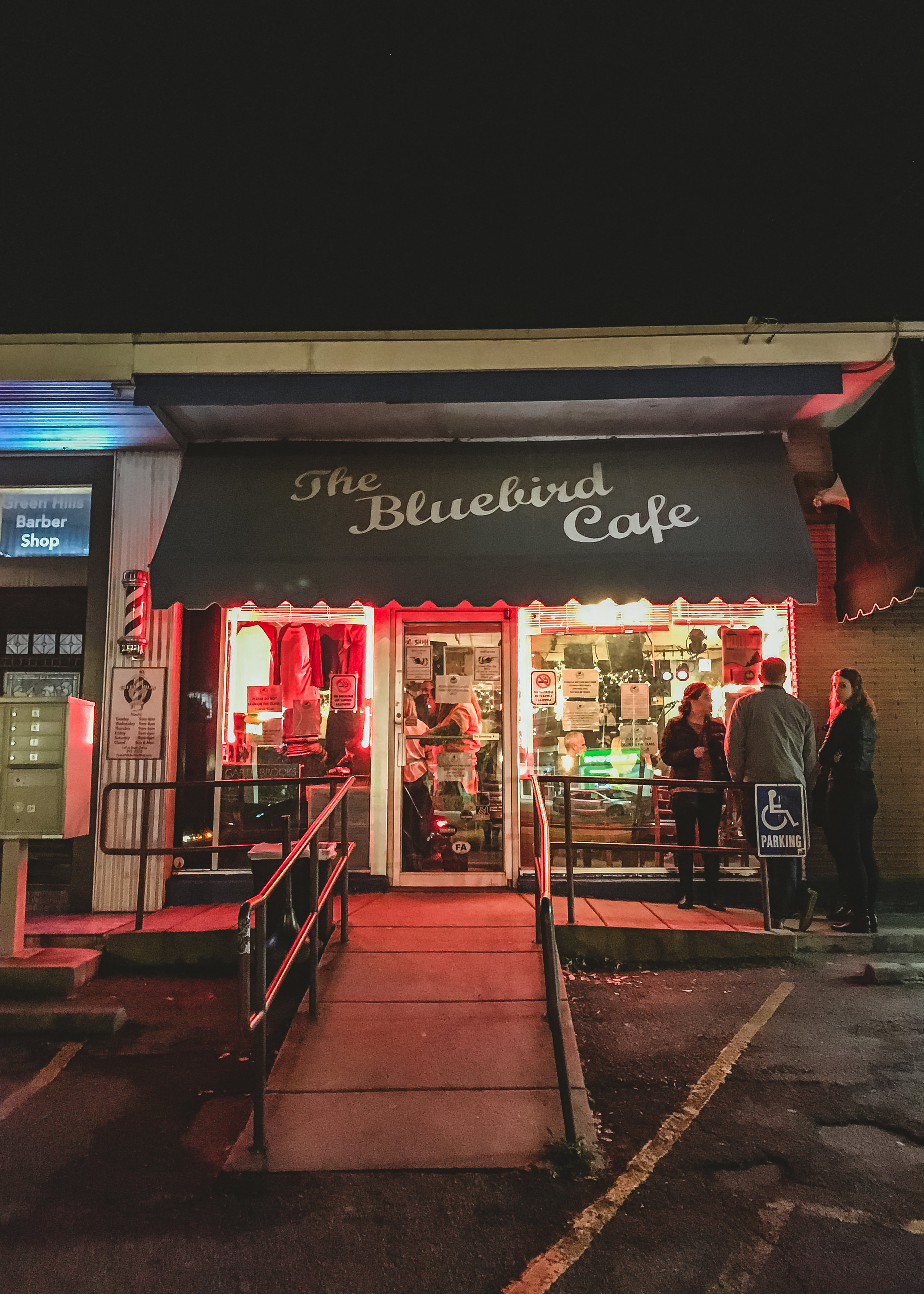 LSS Bluebird Cafe Nashville