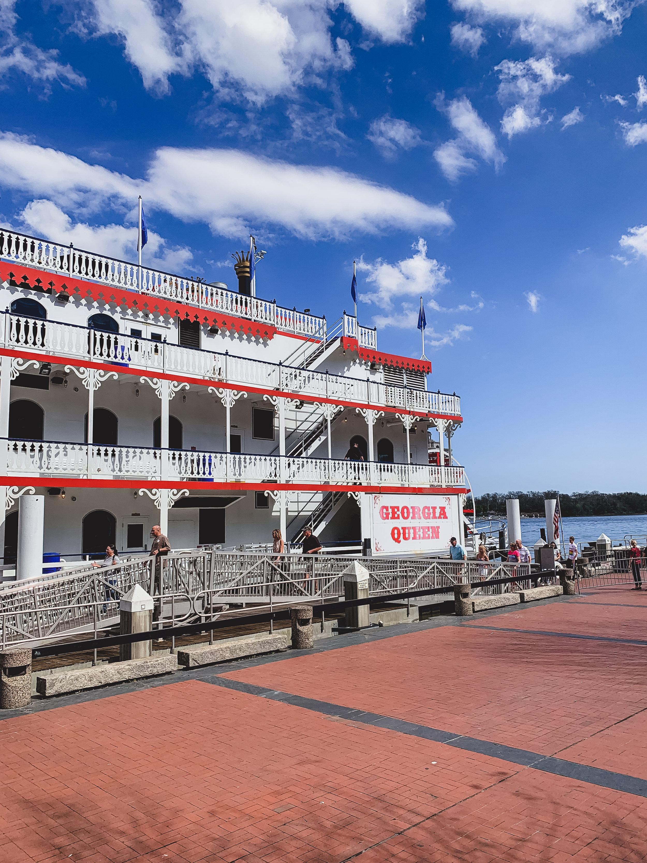 LSS Savannah Riverboat Cruise