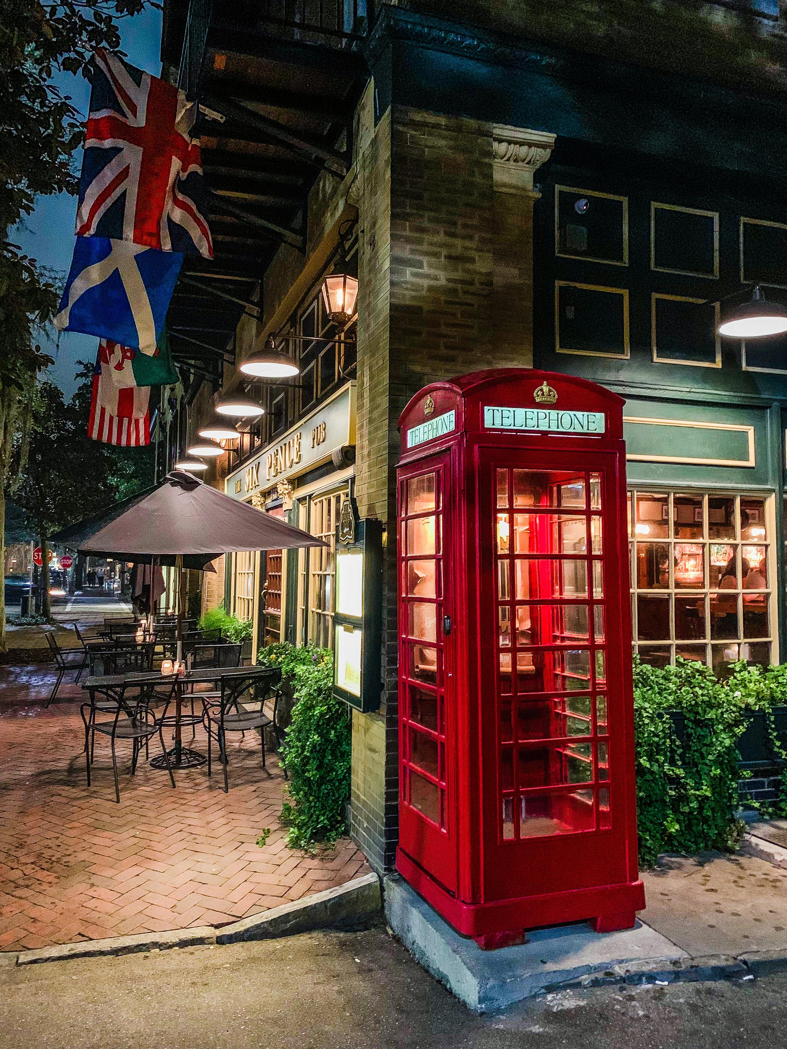 LSS Six Pence Pub Savannah