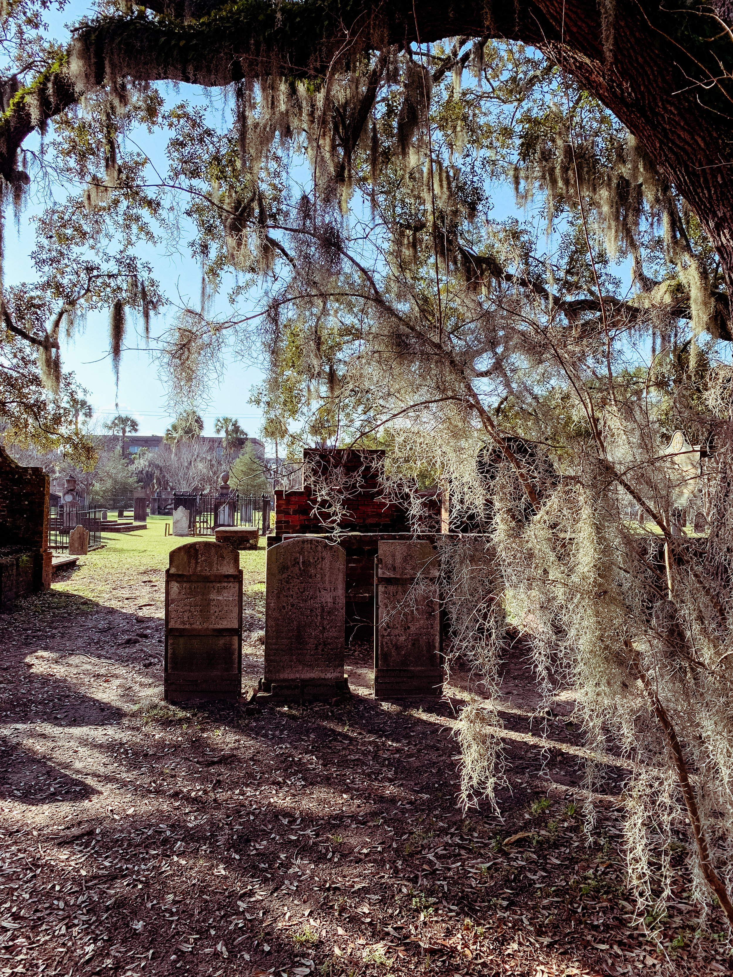LSS Colonial Park Cemetery Savannah