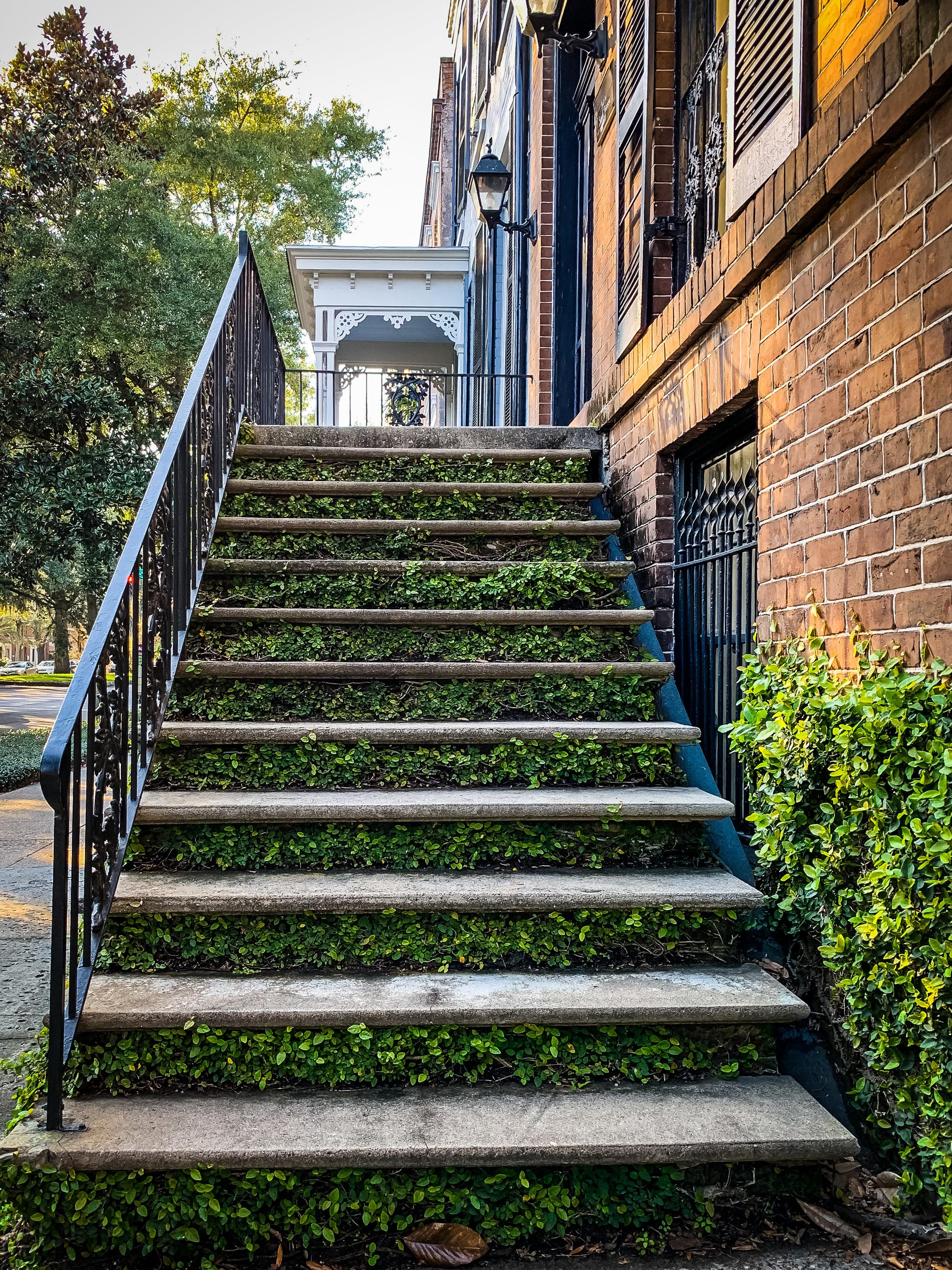 LSS Savannah Staircase