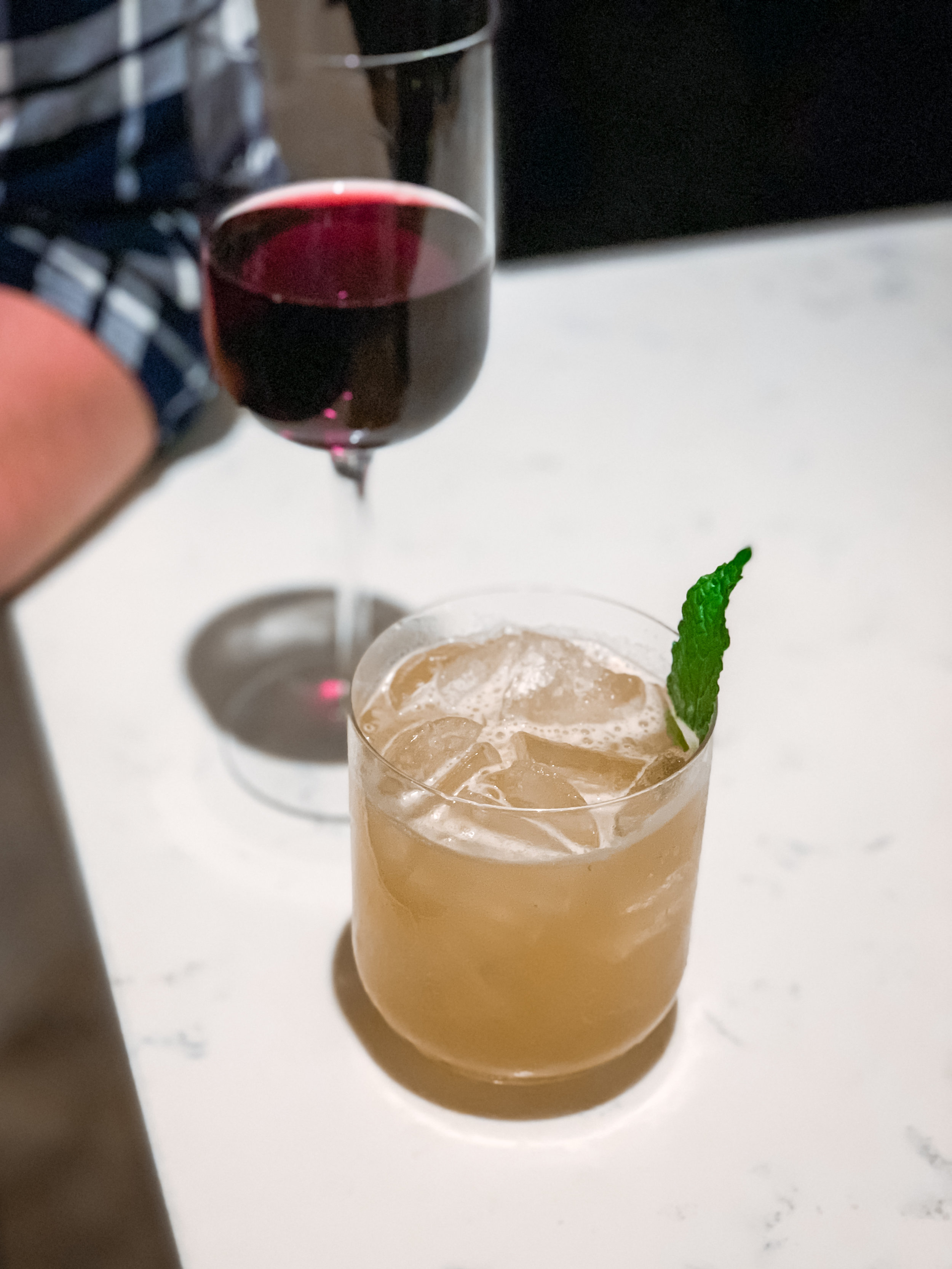 Atlantic Savannah Century Cocktail