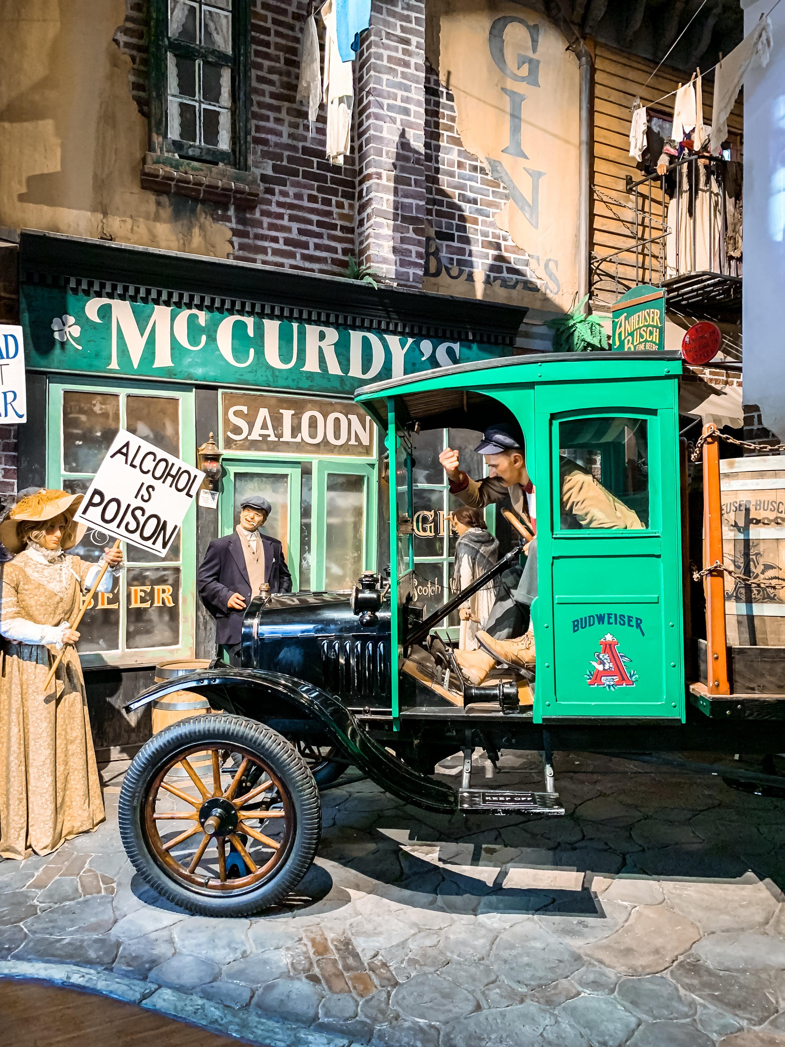 Savannah American Prohibition Museum
