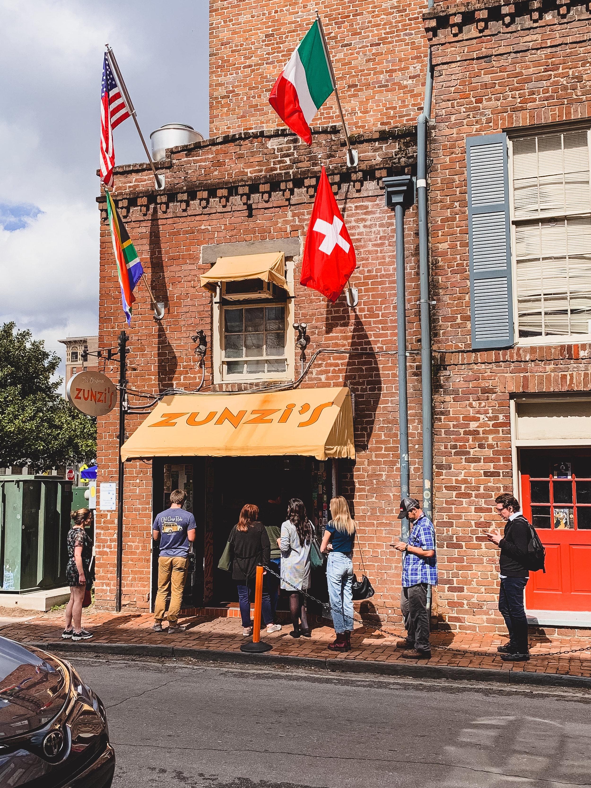 LSS Savannah Food Tour